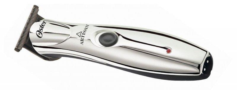 Oster Artisan Platinum - akumulátorový konturovací strojek na vlasy+  Gembird - stlačený vzduch 7ea2b18e790