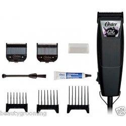 Oster SoftTouch 616-50 - profesionální strojek na vlasy + Gembird -  stlačený vzduch 0410fff9d67