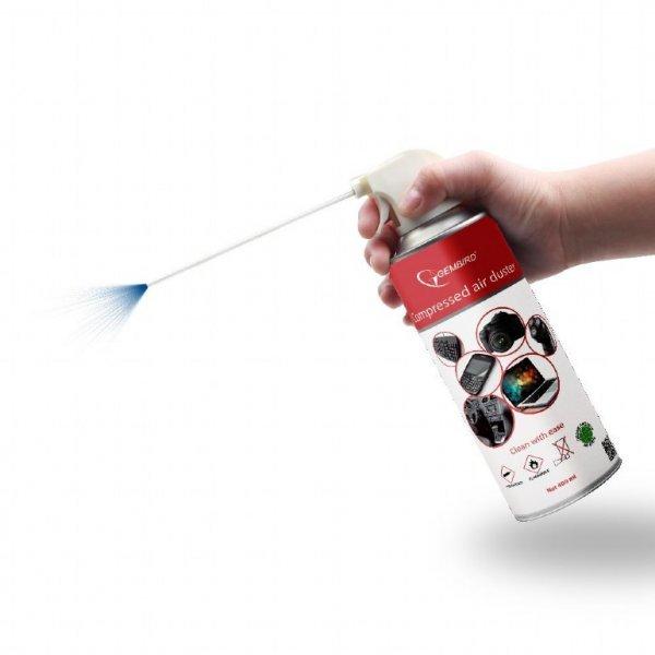Wahl BERETTO Stealth - profesionální strojek na vlasy + Gembird stlačený  vzduch 08959442341