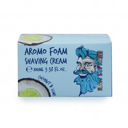 Raw Supremo - Aromo Foam Shaving Cream - Krém na holení, 100ml