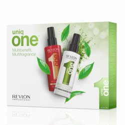 Uniq One DUO Pack Classic and Green Tea - set regeneračních kúr klasik, 150 ml + zelený čaj, 150 ml